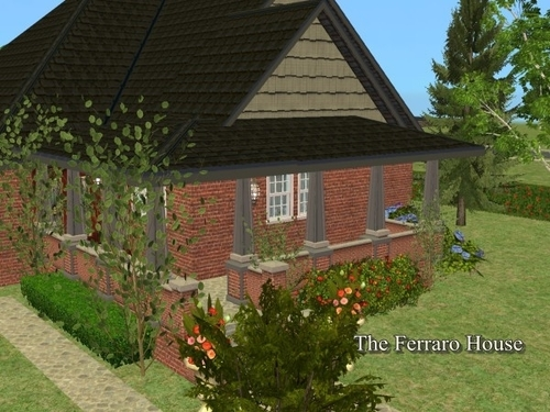 Residential - Affinity Sims on