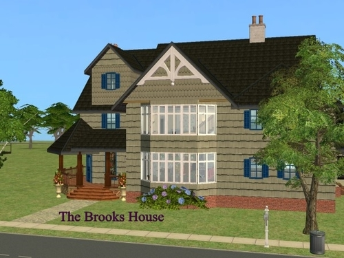 Screenshot for The Brooks House