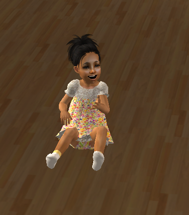Screenshot for 50's Style Toddler Dress