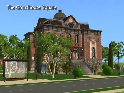 Screenshot for The Courthouse Square