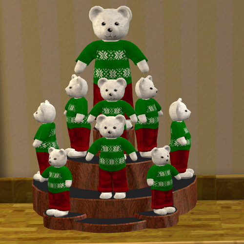 Screenshot for Buyable Teddy Bear Stand