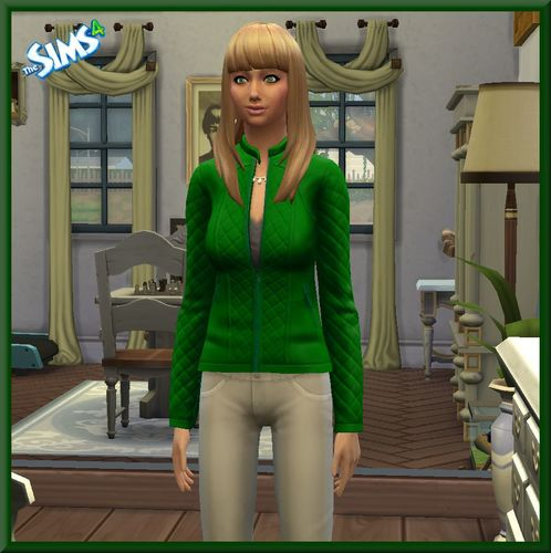Screenshot for Adult Female Top RC -Sims 4