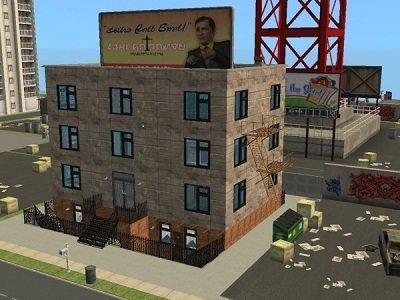 Screenshot for Alleyway 1