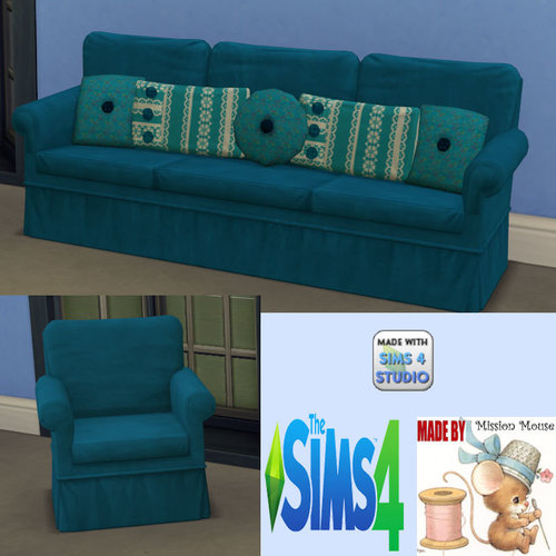 Mission Mouse's Content - Affinity Sims